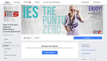 La Pagina Servizi Di Facebook Può Incrementare Notevolmente Il Business Della Tua Attività