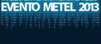 Progetto Grafico Logotipo Evento Metel 2013