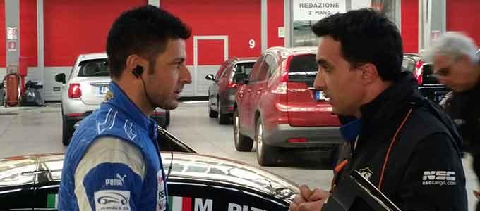 Mauro Pizzola Scende In Pista Ad Adria Con Mitjet