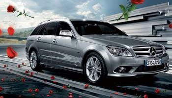 Modello 3D Della Rosa Per Campagna Pubblicitaria Mercedes