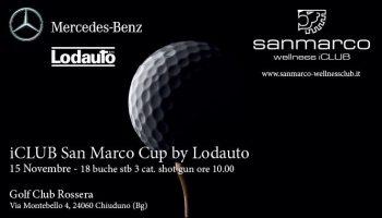 Realizzazione Progetto Grafico Locandina Per Torneo Golf San Marco Cup By Lodauto