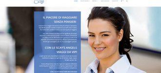 New Business. Online Il Nuovo Sito Scay Angels Realizzato Per Class
