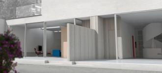 Modelli 3D Per Nuovo Intervento Immobiliare
