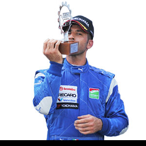Pilota Mauro Pizzola
