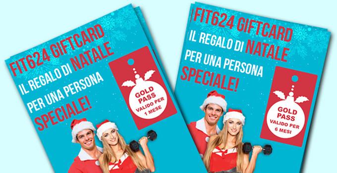 Progetto Grafico Gift Card FIT624 Bergamo 2