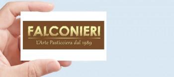 Realizzazione Naming E Logotipo Per Falconieri L'Arte Pasticciera Dal 1989