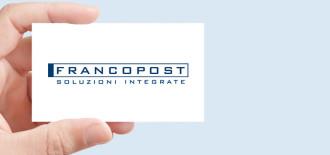 Progetto Grafico Logotipo Francopost