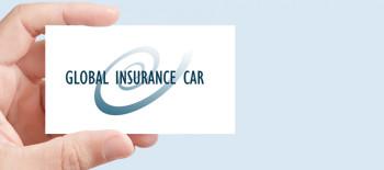 Progetto Grafico Nuovo Logotipo Global Insurance Car