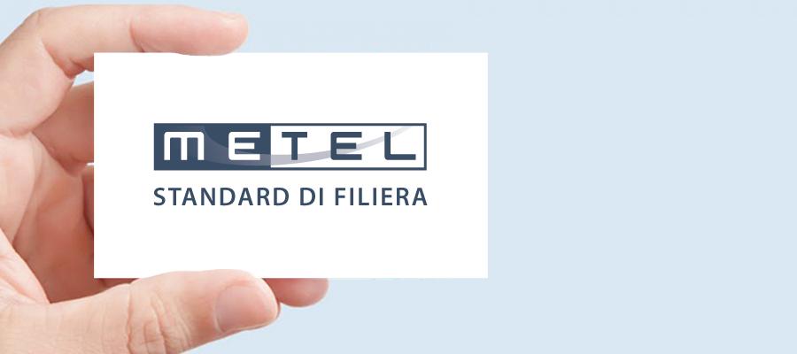 Progetto Grafico Logotipo Metel