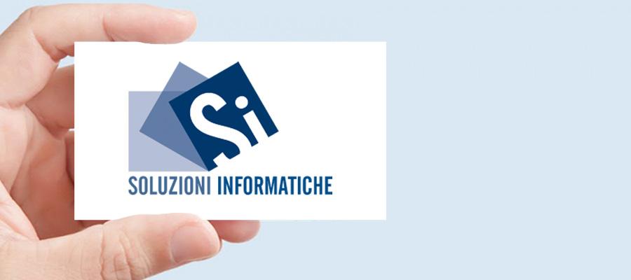 Progetto Grafico Nuova Corporate Identity Soluzioni Informatiche