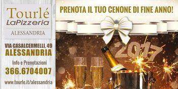 Progetto Grafico Pubblicità Grande Formato Per Le Feste Di Natale Presso Il Tourlé Di Alessandria
