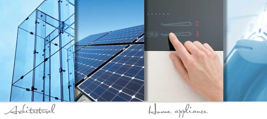 Progetto Grafico Nuova Brochure Settori Architectural & Home Appliance Per CUGHER