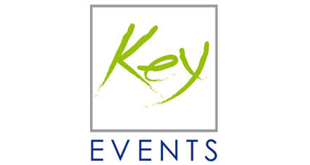 Realizzazione GRAFICA LOGOTIPO per KEY EVENTS