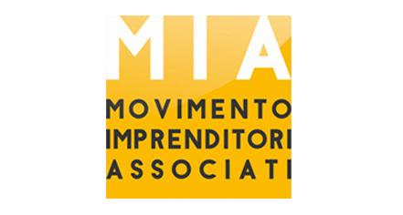 Realizzazione GRAFICA LOGOTIPO per MIA Movimento Imprenditori Italiani