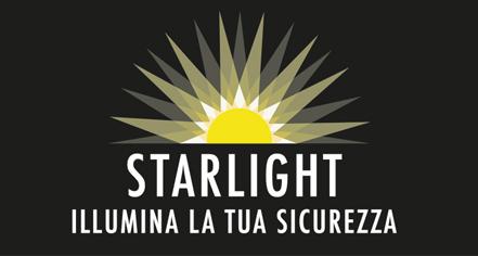 Realizzazione GRAFICA LOGOTIPO per STARLIGHT