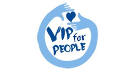 Realizzazione GRAFICA LOGOTIPO per VIP FOR PEOPLE