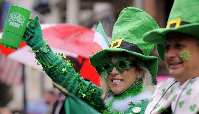 San Patrizio Il Patrono D'Irlanda Festeggiato Tra Fiumi Di Birra, Folclore E Tanto Business