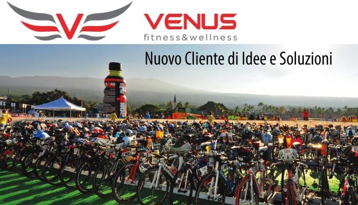 Venus Fitness & Wellness Affida Le Attività Di Comunicazione A Idee E Soluzioni
