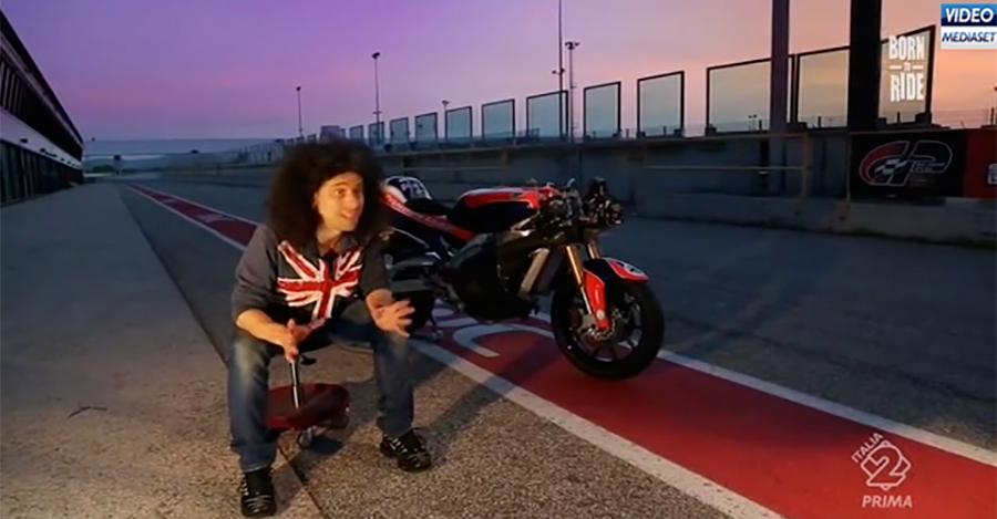 Giacomo Lucchetti Born To Ride 01