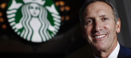 Howard Schultz, CEO Starbucks Una Storia Di Successi.