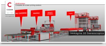 Realizzazione Modello 3D Con Visualizzazione Stereoscopica – Cliente Cugher