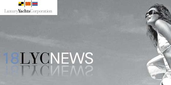 LYC News 18 – Il Magazine Esclusivo Dal Mondo Del Lusso