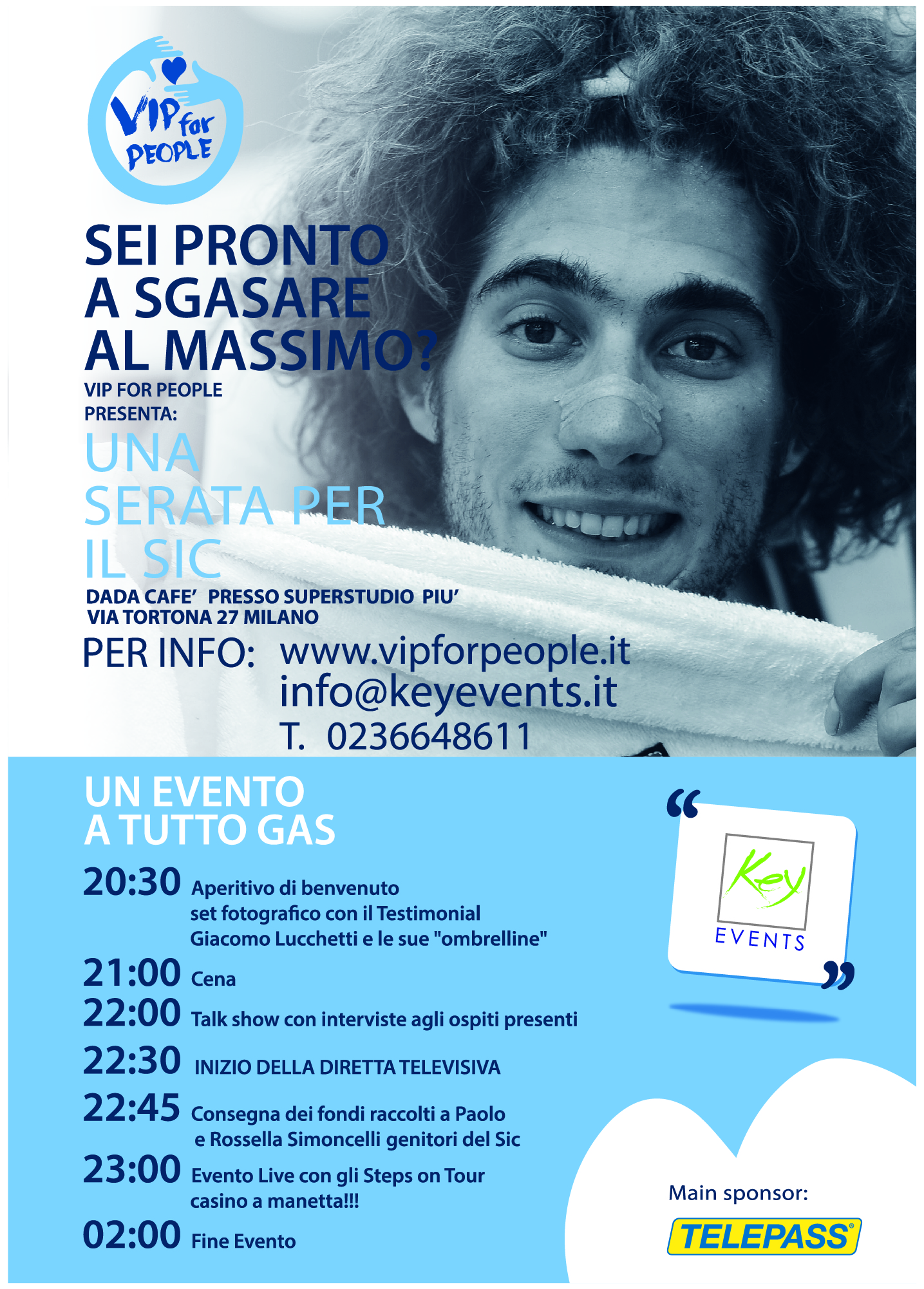 Simoncelli Vip For People