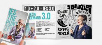 Idee E Soluzioni Si Rinnova E Presenta I Nuovi Biglietti Da Visita!