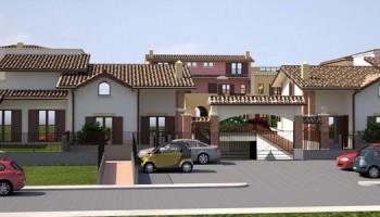 Rendering 3D Per Nuovo Intervento Immobiliare